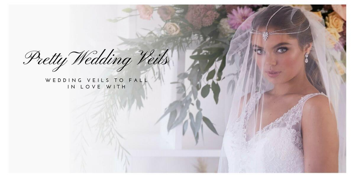 Pretty wedding Veils