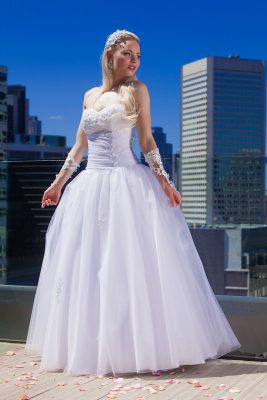 leah s designs Princess deb dress Alyssa