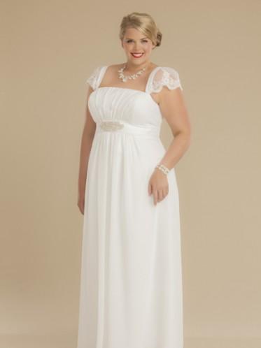 leah s designs cheap plus size wedding dress