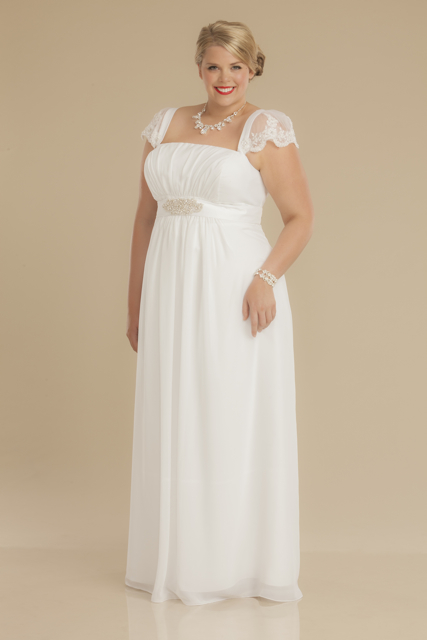 leah s designs cheap plus size wedding dress