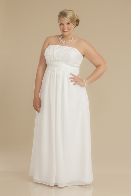 simple plus size wedding dresses cheap plus size wedding dress astor wedding dresses 7491