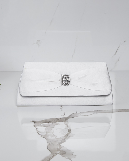 Simple white bags