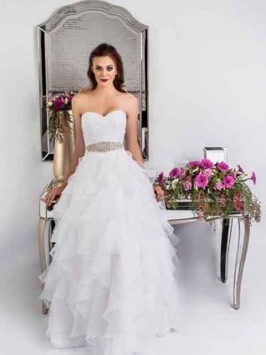 white princess deb dresses