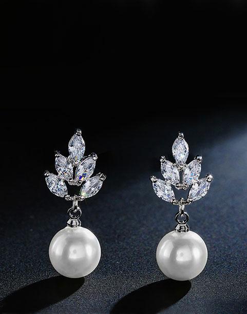 Matching earrings for bracelet