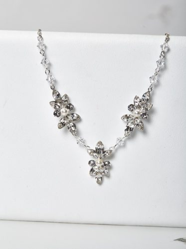 Costume wedding jewellery Daylesford necklace