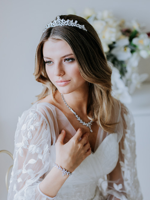 Bridal sets Flawless jewellery collection