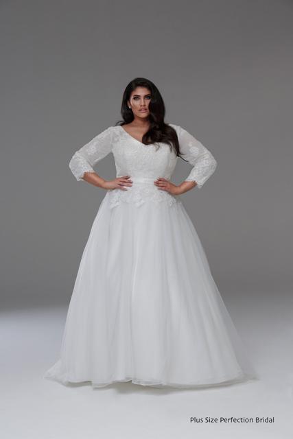 tanya wedding dress