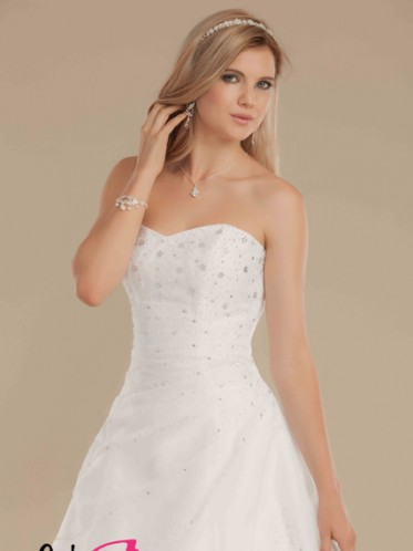 leah s designs Beaded debutante dress
