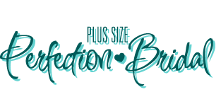 Plus size perfection Bridal Logo