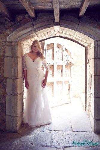 sexy plus size wedding dresses