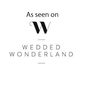 As seen on Wedded wonderland