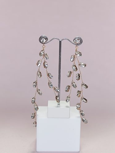 Bridal earrings Hollywood