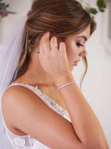 silver wedding bangles