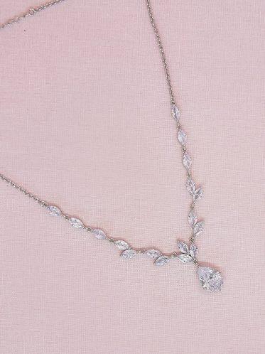 Debutante wedding necklace