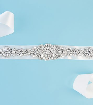 cinderella wedding belts