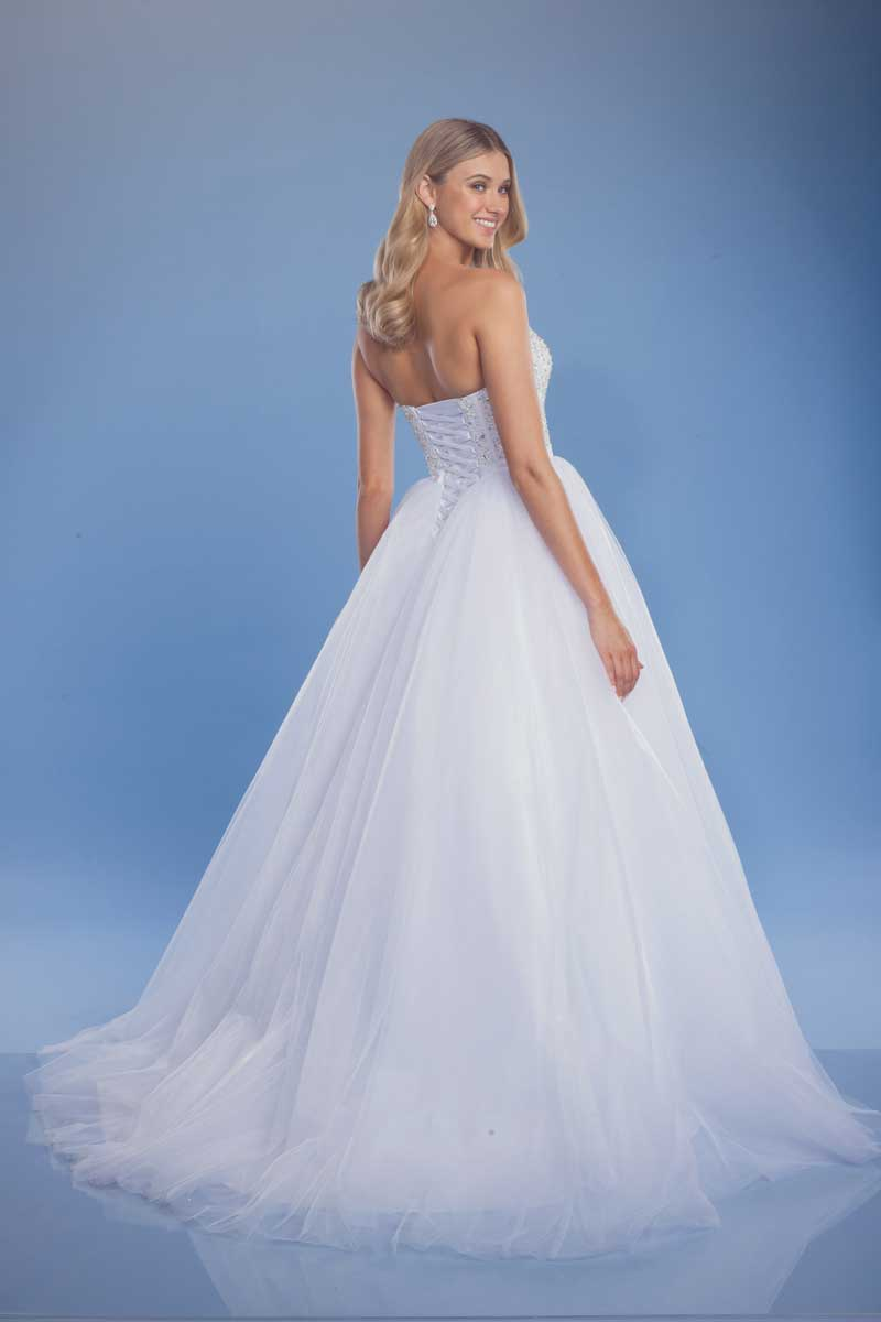 Ball gown wedding dress Arabella | Bridal gowns - Leah S Designs
