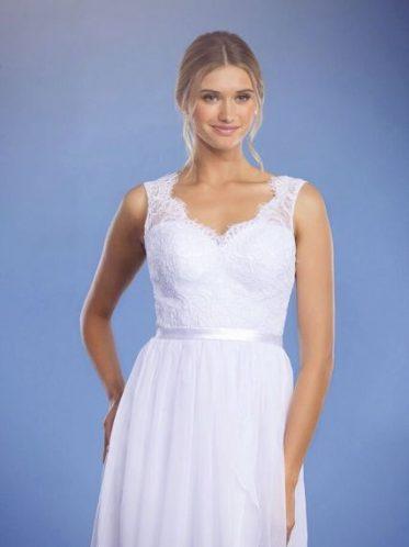 Florence debutante dress