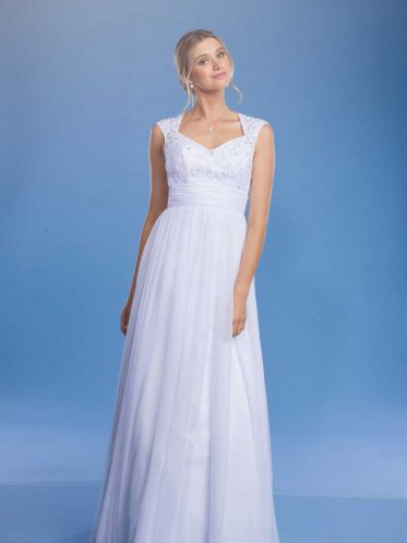 White deb dresses Lillian grace