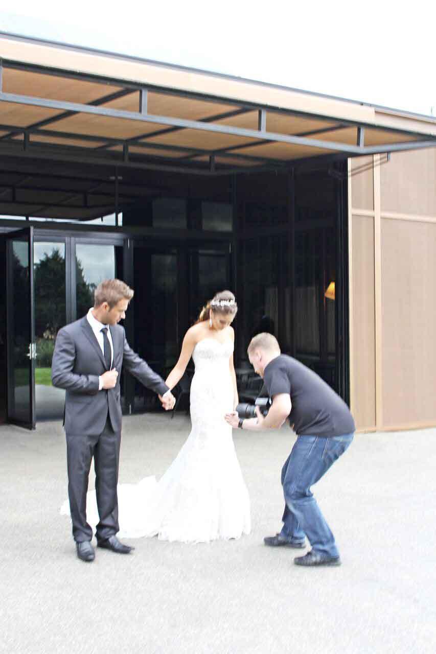 Wedding and Debutante Photo Shoot