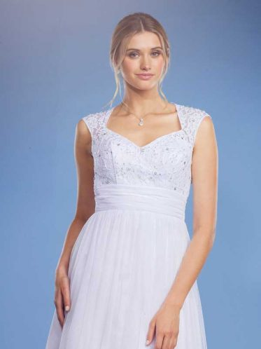 leah s designs White deb dresses Lillian grace