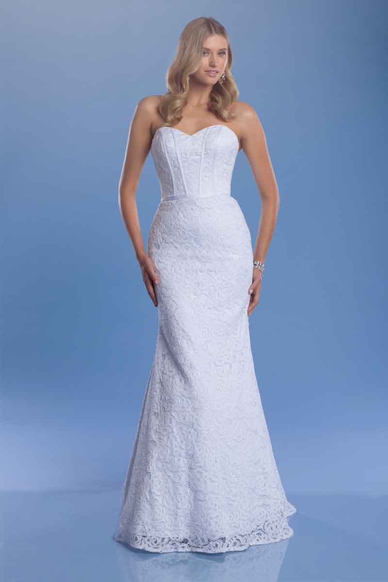 Mermaid deb dresses Harper - Debutante Gowns - Wedding dresses