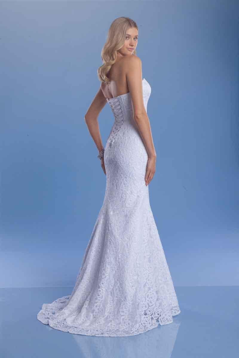 Mermaid deb dresses Harper - Debutante Gowns - Wedding dresses