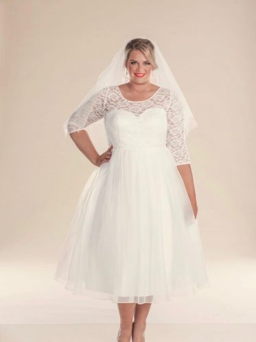 Retro Vintage Wedding Dresses 32