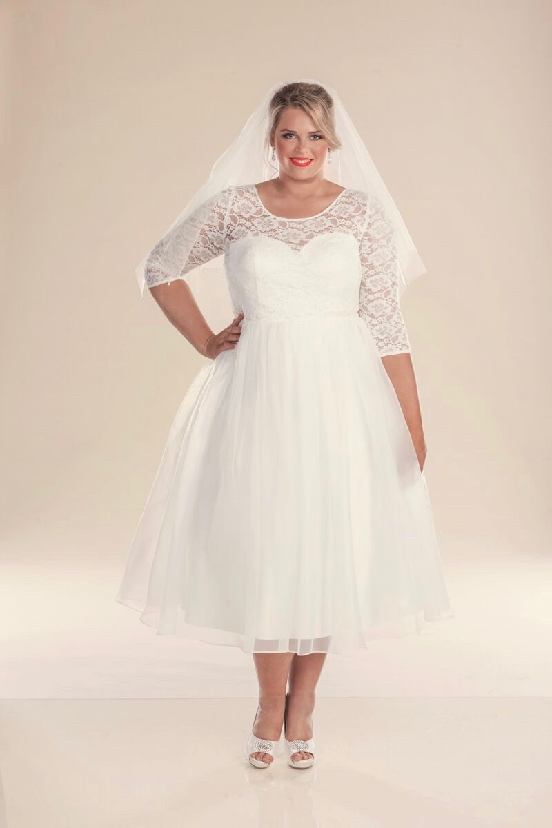 Plus size wedding dresses melbourne leah s designs for Wedding dresses pin up style