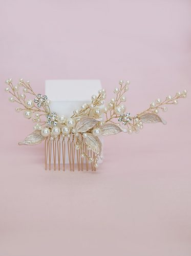Vintage style bridal comb to purchase