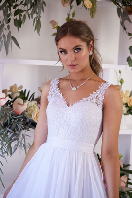 Bohemian wedding dress Flure in Melbourne