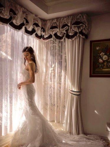 Georgie wedding dresses Mermaid style