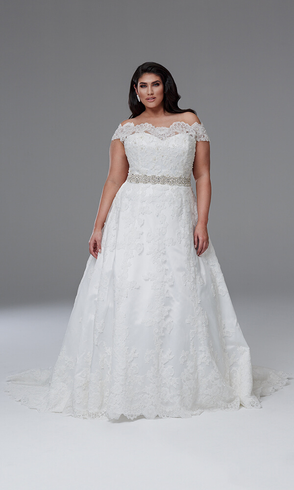 Bridget wedding dress