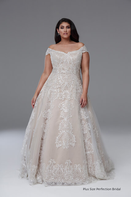 Aline wedding dresses Katherine