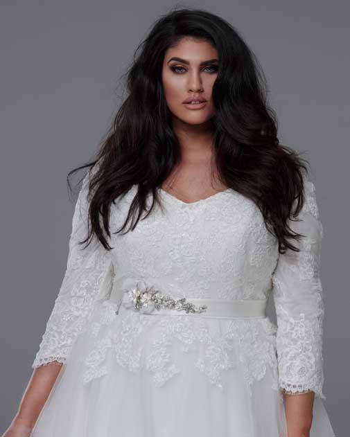 Three Wedding Ready Plus Size Dresses   ASOS