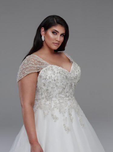 Marilyn Princess wedding dresses
