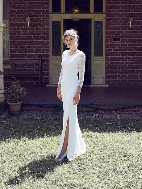 Davenport boho wedding dresses