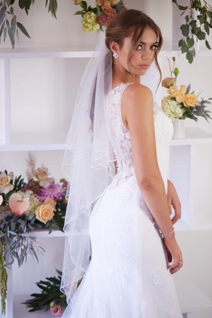 unique wedding veils