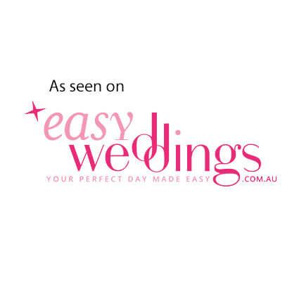 as seen on easy weddings