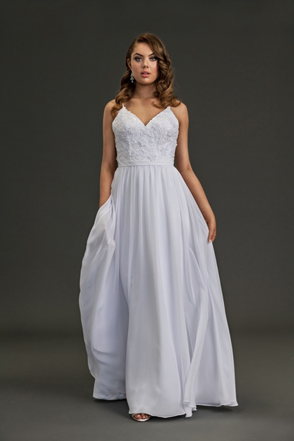 Summer wedding dresses Flora