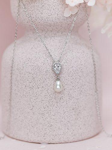 Pearl drop pendants for sale