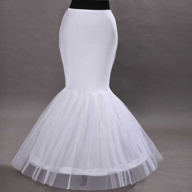 Bring your petticoat to alteration appointments