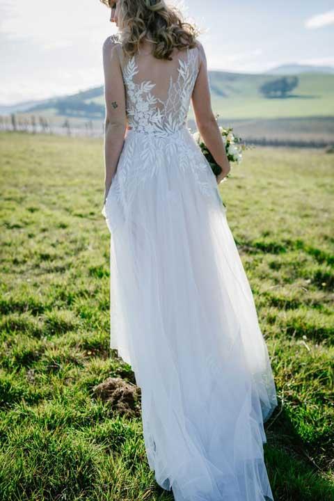 Erica ready to wear wedding dresses