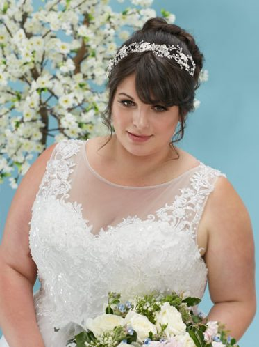 Plus size wedding dresses Victoria
