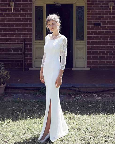 Devonport ready to wear bridal gown