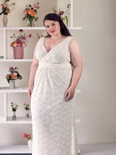 Pregnancy wedding dress