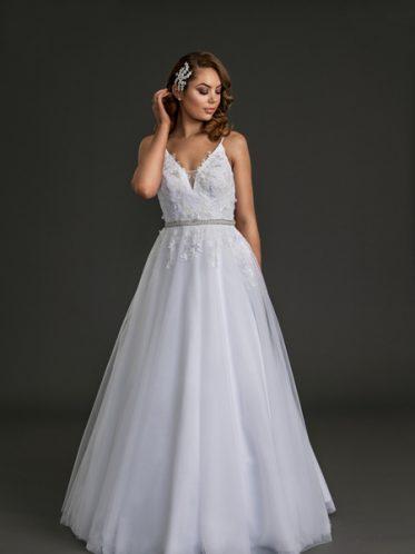 Princess debutante dress Harmony