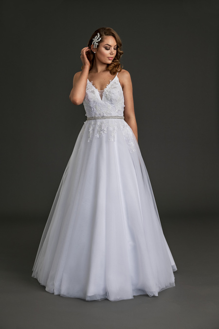Princess debutante dress Harmony