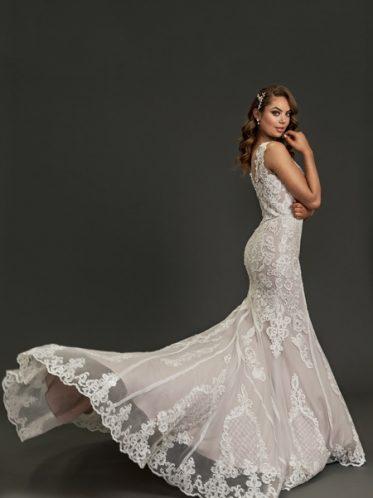 Leah S Designs Wedding Dress