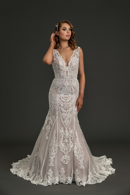 Mermaid wedding dresses Alexia
