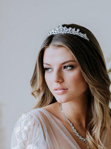 Tiara for princess bride